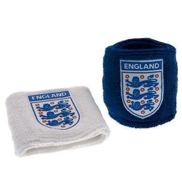 England Wristbands Valkoinen/Sininen