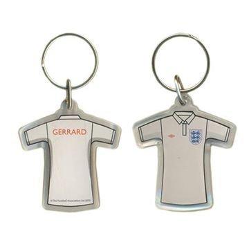 Englanti Avaimenperä Gerrard