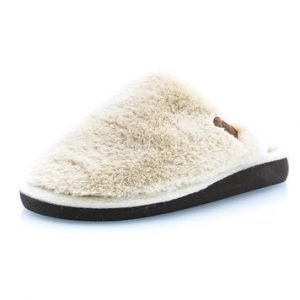 Eva Fur Slipper