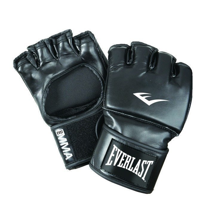 Everlast EVERLAST MMA Open Thumb Grappling Glove PU S/M