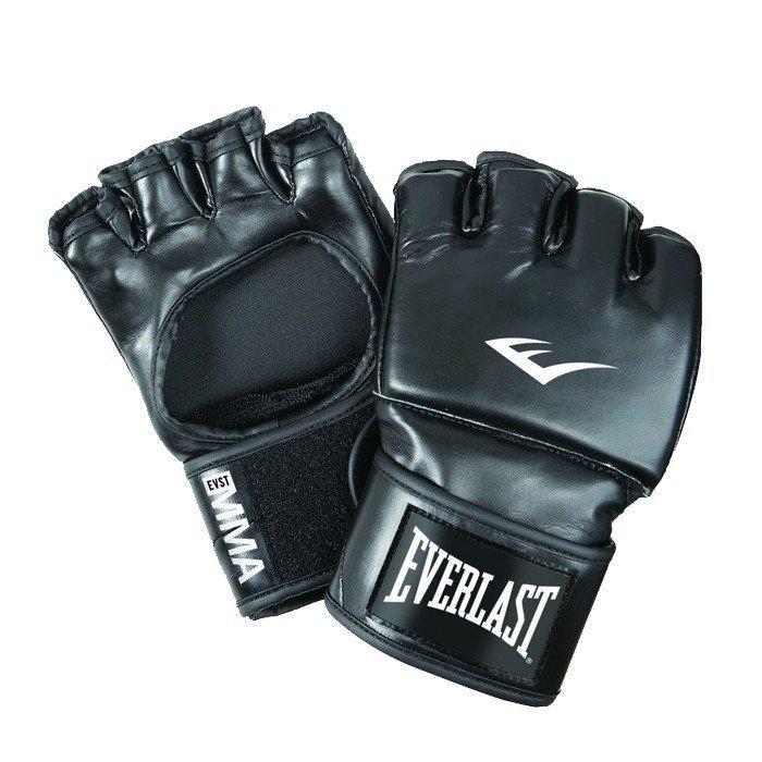 Everlast EVERLAST MMA Open Thumb Grappling Glove PU S/M