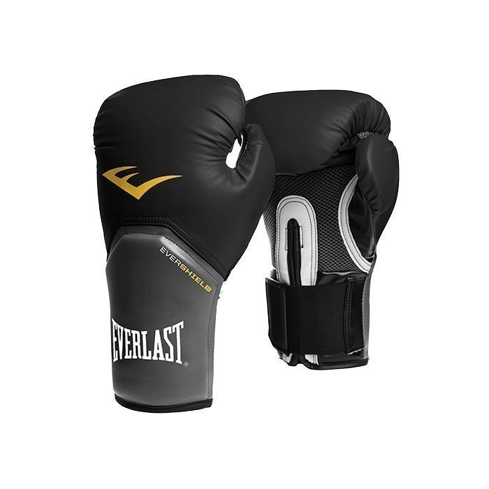 Everlast Elite Pro Style Glove Black 16 oz