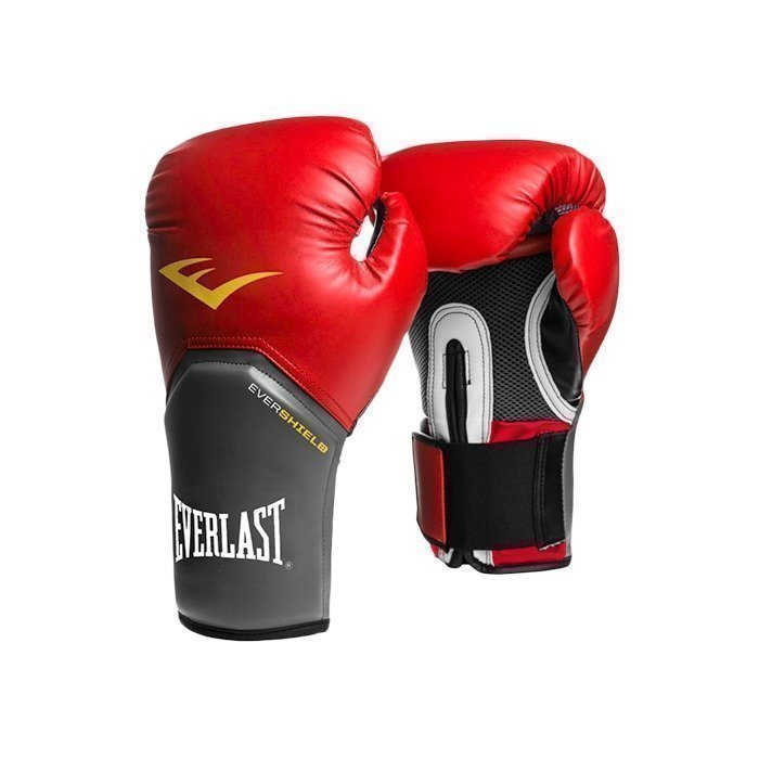 Everlast Elite Pro Style Glove Red 14 oz
