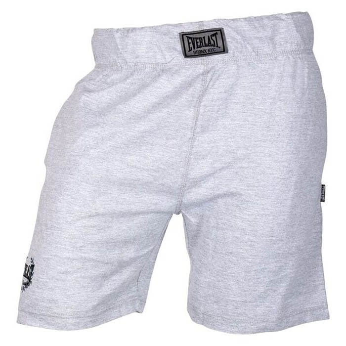 Everlast Heritage Shorts Grey Lar