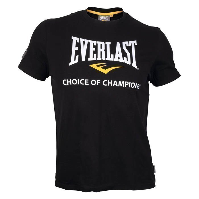 Everlast Heritage Tee Black Medium
