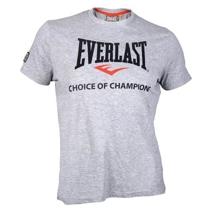 Everlast Heritage Tee Grey Medium