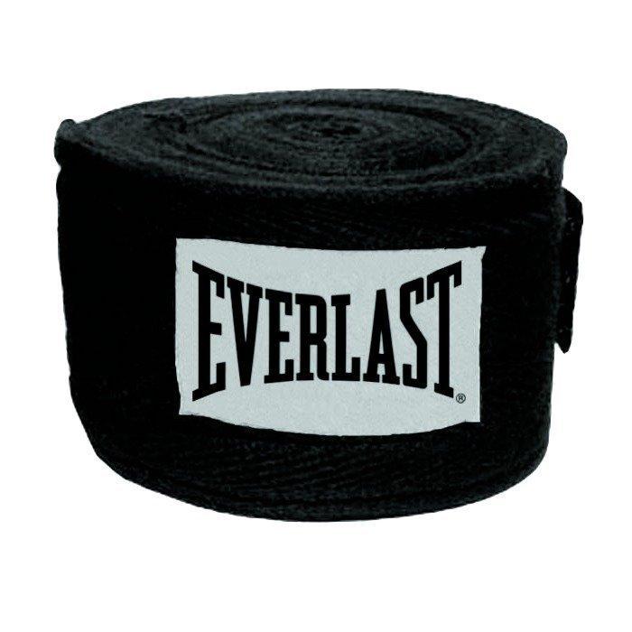 Everlast Pro Style Handwraps Black