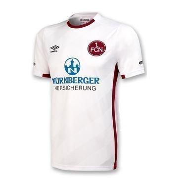 F.C. Nürnberg Vieraspaita 2016/17 Lapset