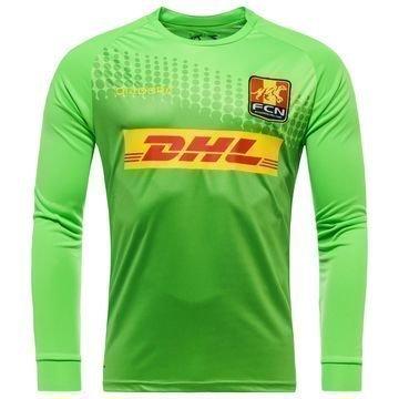F.C. Nordsjælland Maalivahdin paita 2016/17 Vihreä
