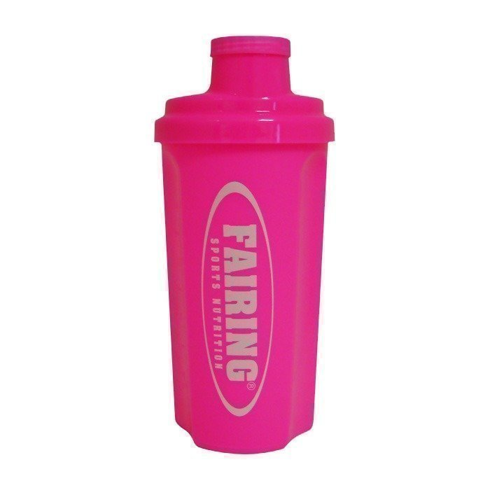 Fairing Pink Shaker 500 ml