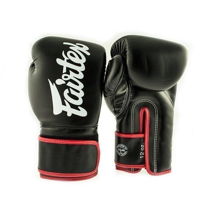 Fairtex BGV14 Universal Muay Thai Glove Black 12 oz