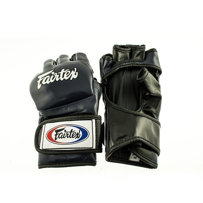 Fairtex FGV13 MMA Glove Black/Blue L