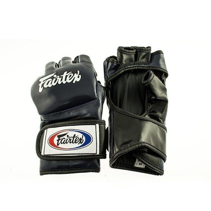 Fairtex FGV13 MMA Glove Black/Blue XL