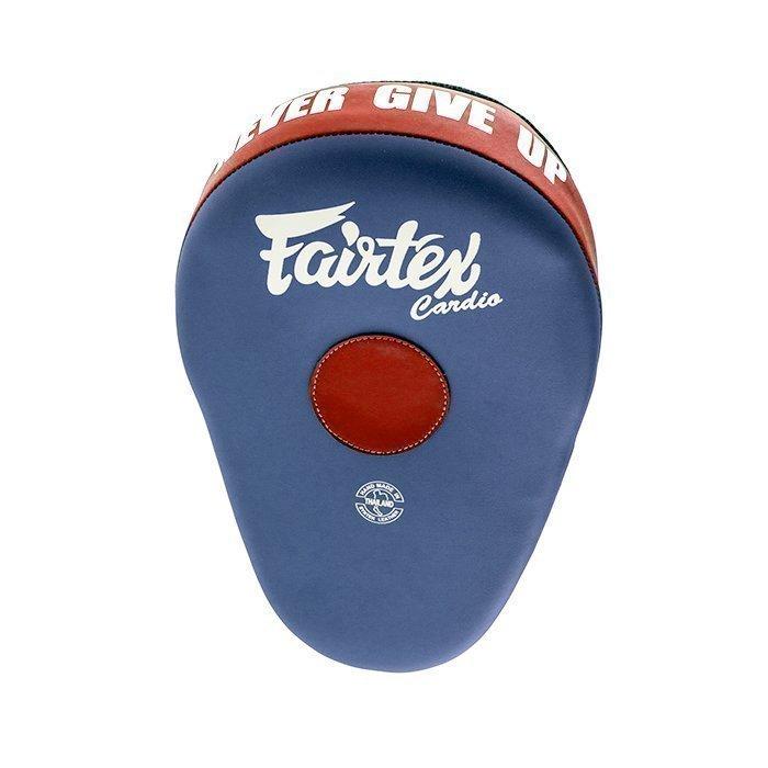 Fairtex FMV13 Focus Mitts Red/Blue