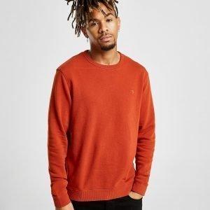 Farah Core Crew Sweatshirt Oranssi