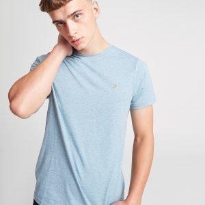 Farah Short Sleeve Denny T-Paita Sininen