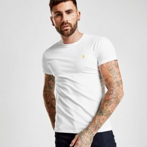 Farah Sport Core T-Paita Valkoinen