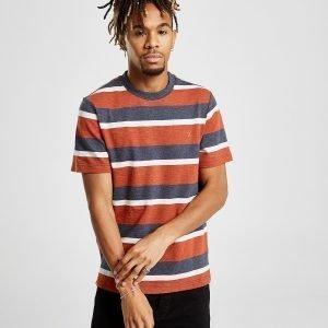 Farah Stripe T-Shirt Sininen