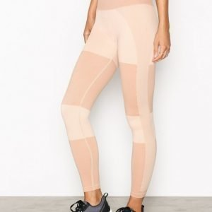 Fashionablefit High Tone Seamless Tights Treenitrikoot Dusty Pink
