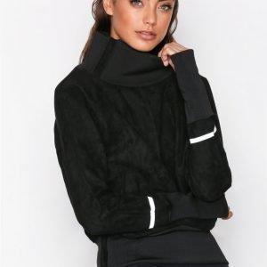 Fashionablefit Jumper Treenipusero Musta