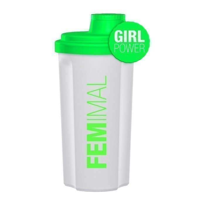 Femimal FEMIMAL Shaker 500 ml White Fresh