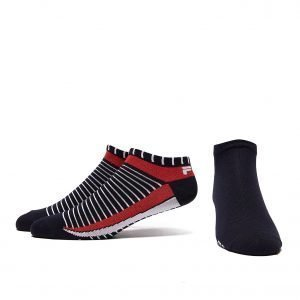 Fila 3-Pack Low Ped Socks Laivastonsininen