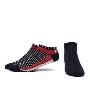 Fila 3-Pack Low Ped Socks Laivastonsininen