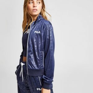 Fila All Over Print Track Top Sininen