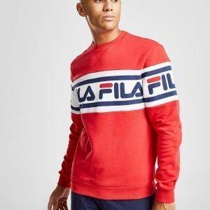 Fila Barclay Crew Sweatshirt Punainen