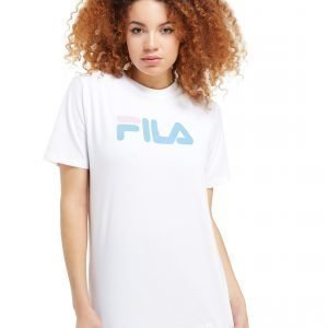 Fila Boyfriend Logo T-Paita Valkoinen