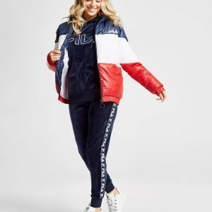 Fila Colour Block Jacket Punainen