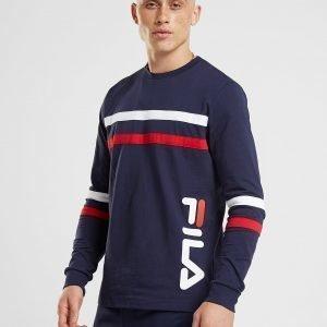 Fila Daniels Long Sleeve T-Shirt Laivastonsininen