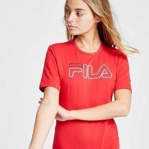 Fila Large Logo Bodysuit Punainen