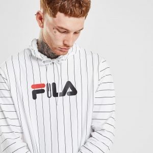 Fila Mario Long Sleeve T-Shirt Valkoinen