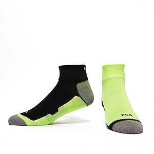 Fila Running Sock 2-Pack Keltainen