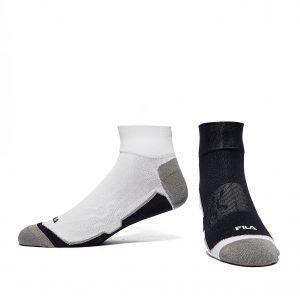 Fila Running Sock 2-Pack Valkoinen