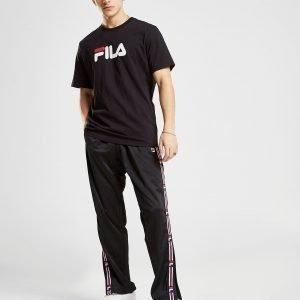 Fila Ush Woven Tape Track Pants Blk / Blk