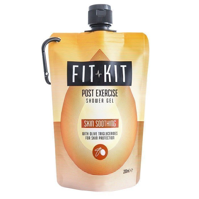 Fit Kit Skin Soothing Shower gel 200 ml