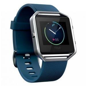 Fitbit Blaze Aktiivisuusranneke Blue Small