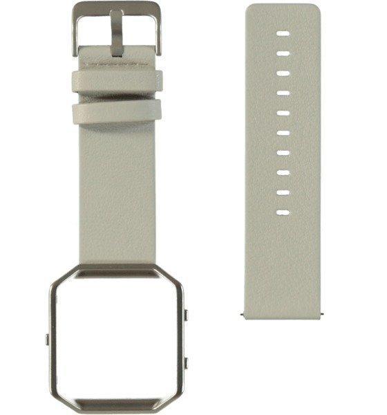 Fitbit Blaze Leather Band Sykemittari