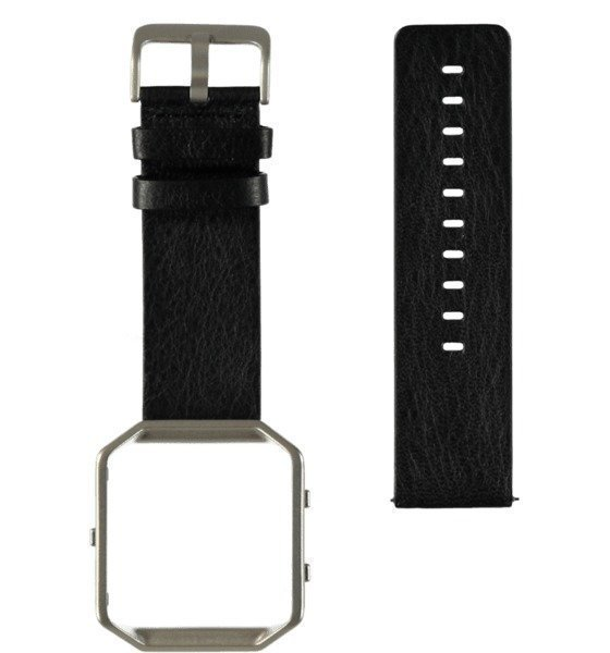 Fitbit Blaze Leather Band Sykemittari
