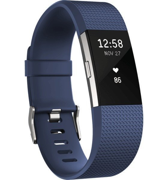 Fitbit Charge 2 Sykemittari