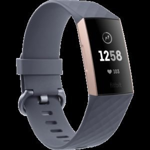Fitbit Charge 3 Aktiivisuusranneke