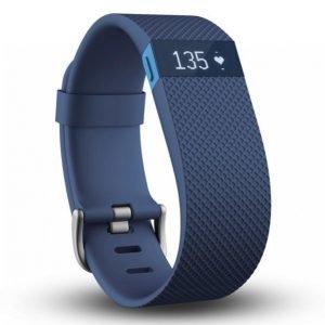 Fitbit Charge Hr Aktiivisuusranneke Blue Small