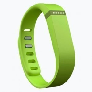 Fitbit Flex Aktiivisuusranneke Lime
