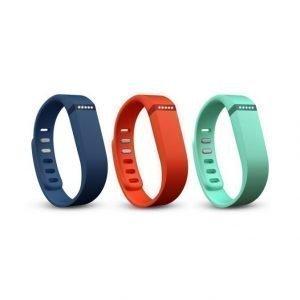 Fitbit Flex Lisärannekkeet 3 Pack L Koko