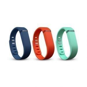 Fitbit Flex Lisärannekkeet 3 Pack S Koko