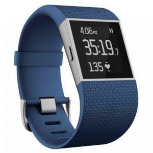 Fitbit Surge Aktiivisuusranneke Blue Large