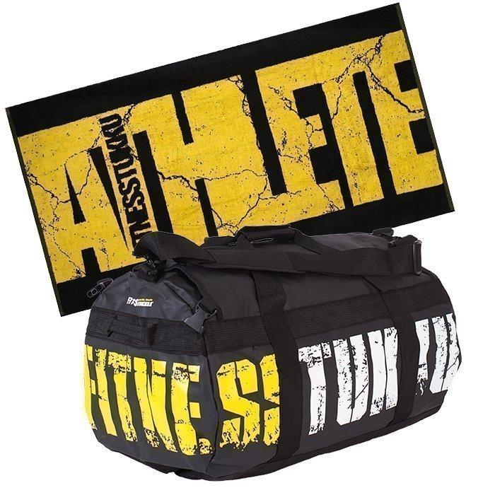 Fitnesstukku Gym Bag 70L + Towel Fitnesstukku