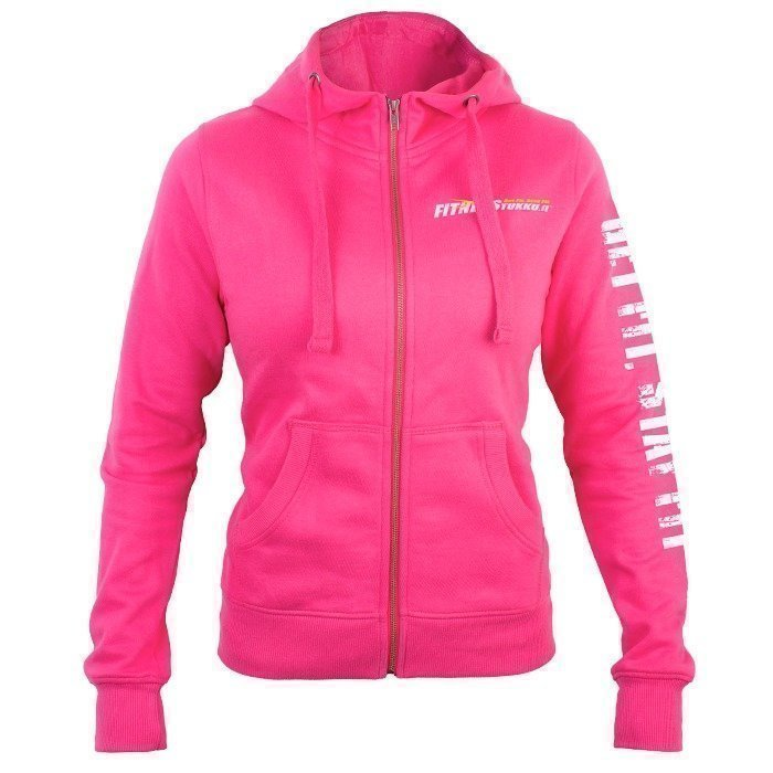 Fitnesstukku Hoodie Pink Women XS